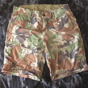 Polo Ralph Lauren Embroidered Dog Shorts